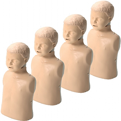 Laerdal Little Junior Light Skin Multipack