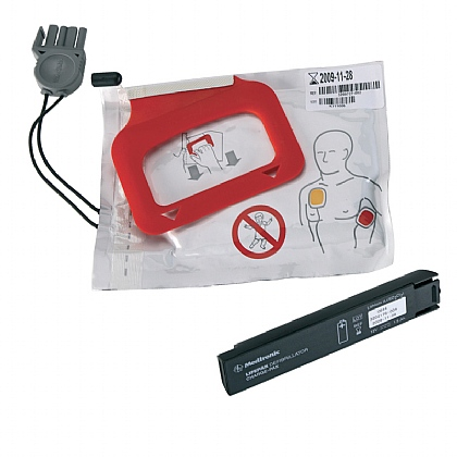 Charge-Pak Charge Stick for LifePak CR AED with Pads