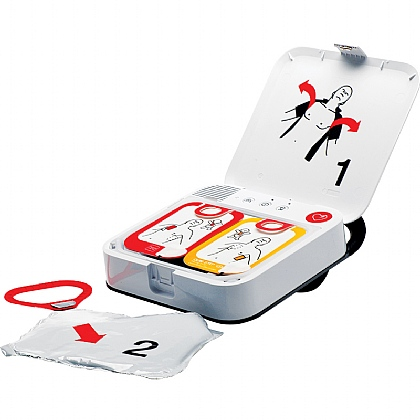 LifePak CR2 AED Fully Automatic (WiFi)