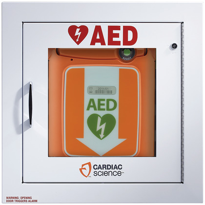 Powerheart G5 AED Cabinet