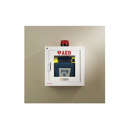 Powerheart G5 AED Cabinet, Alarm and Strobe