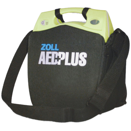 Zoll Plus Carry Case, Black