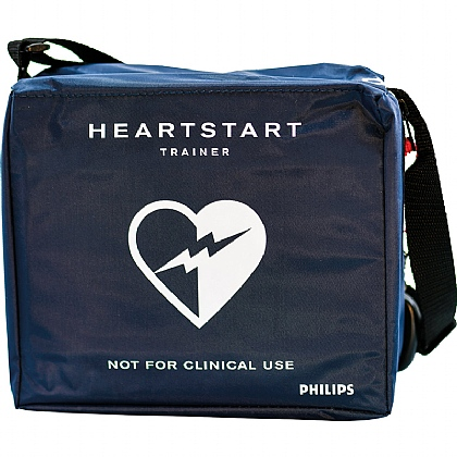 HeartStart HS1 AED Training Unit Soft Case