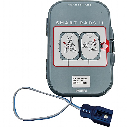 HeartStart FRx Smart Pads II