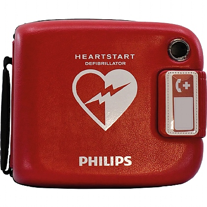 HeartStart AED Carry Case Red