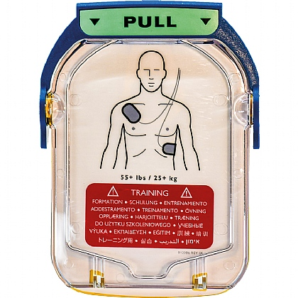 HeartStart HS1 AED Training Pads Cartridge