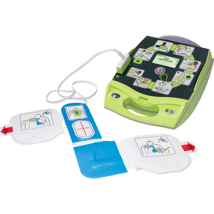Zoll AED Plus Defibrillator, Fully-Automatic