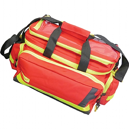 Emergency Bag, Large, Polyester, Red