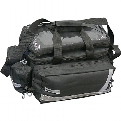 Emergency Bag, Large, Polyester, Black