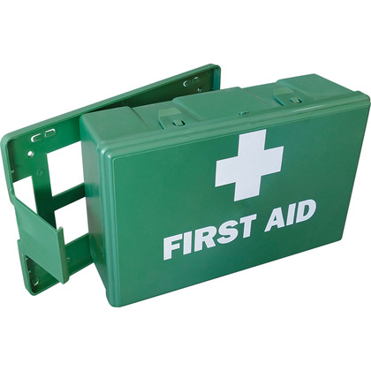 Bracket for British Standard Compliant Travel First Aid Kit