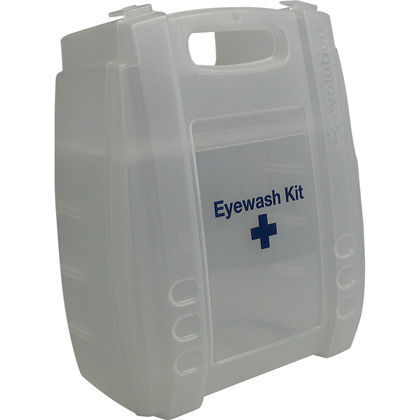Medium Evolution Clear Eyewash Case, Empty