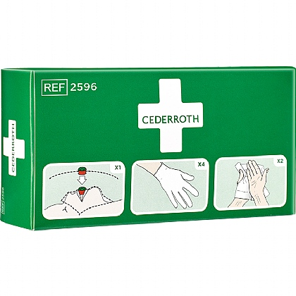 Cederroth Resuscitation Protection Kit