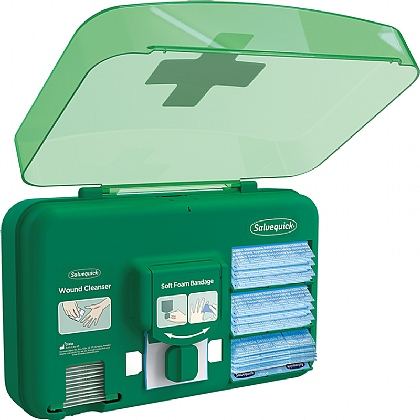 Cederroth Wound Care Dispenser, Blue