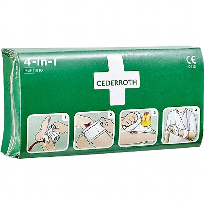Cederroth 4 in 1 Bloodstopper