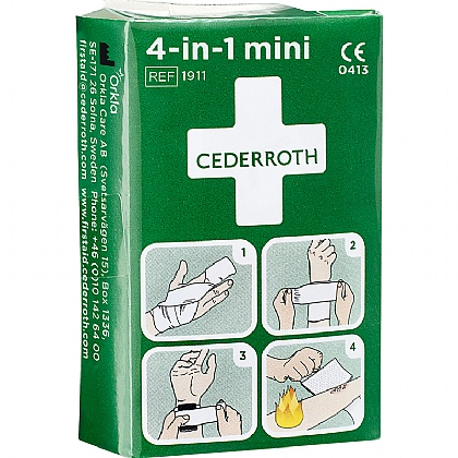 Cederroth 4 in 1 Mini Bloodstopper