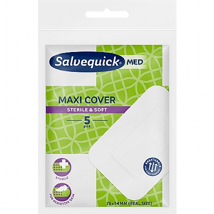 Salvequick Maxi Cover, Pack of 5