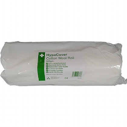 HypaCover Cotton Wool Roll Bpc, 500gm