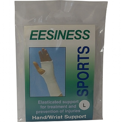 Hand & Wrist Support Bandage, Large