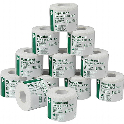 HypaBand Premier EAB Tapes, Medium (Pack of 12)