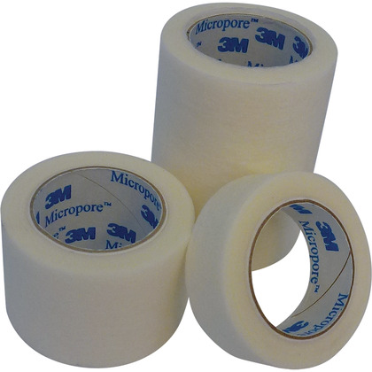 Micropore 3M Paper Tape, Medium