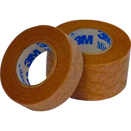 3M Micropore Tapes (Pack of 12)