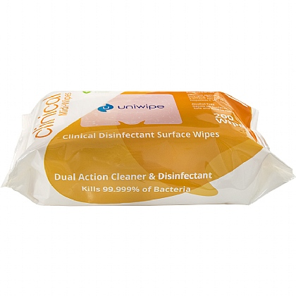 Uniwipe Clinical Midi-Wipes (Pack of 10)