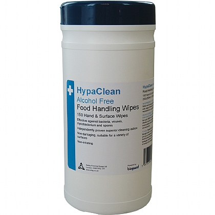 HypaClean Blue Food Handling Wipes