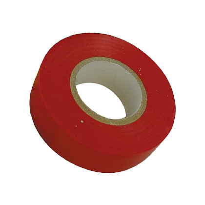HypaPlast PVC Sports Tape, Red