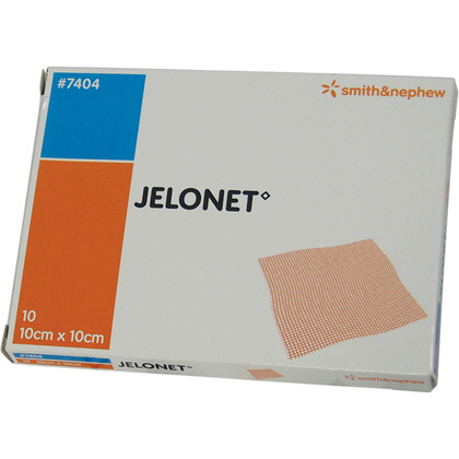 Jelonet Paraffin Jelly, 10x10cm (Pack of 10)
