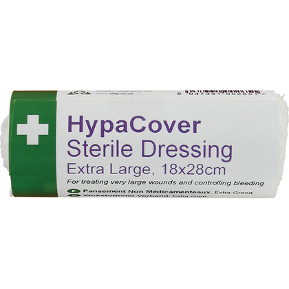 HypaCover Sterile Dressing, Extra Large