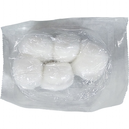 HypaCover Cotton Wool Balls, Sterile (Pack of 5)