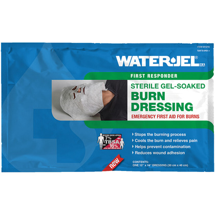 Water-Jel Face Mask