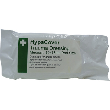 HypaCover Trauma Dressing - Medium