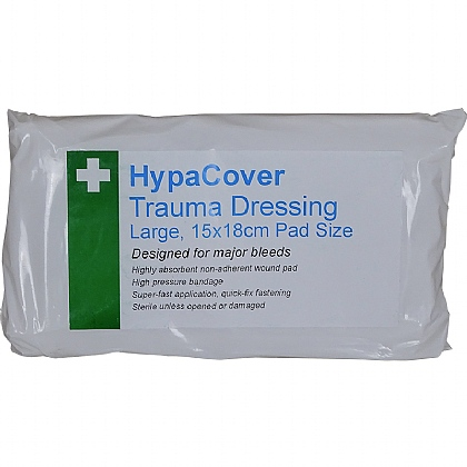 HypaCover Trauma Dressing - Large