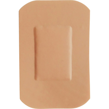 HypaPlast Pink Washproof Plasters, 7.2x5cm (Pack of 100)