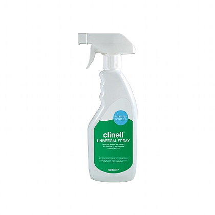 Clinell Universal Disinfectant Spray, 500ml