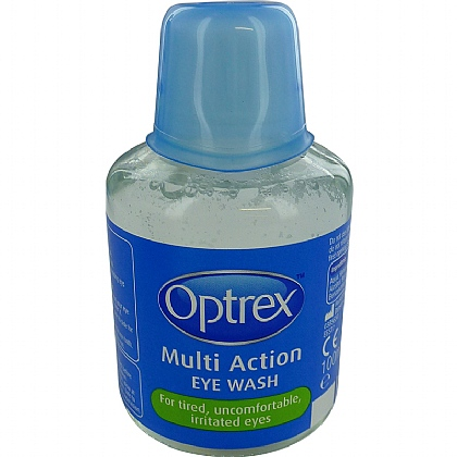 Optrex Multi Action Eye Wash, 100ml