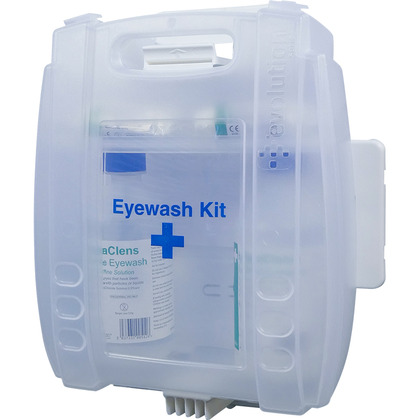 Evolution Plus 2x500ml Eyewash Kit without Mirror