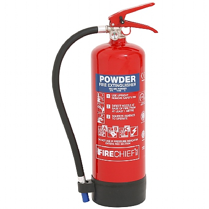 Fire Extinguisher, ABC Powder (4kg)