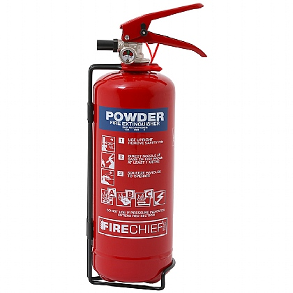 Fire Extinguisher, ABC Powder (2kg)