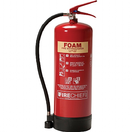 Fire Extinguisher AFF Foam (9 Litre)