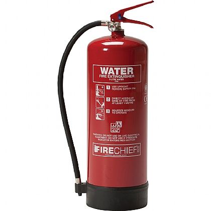 Fire Extinguisher Water (9 Litres)