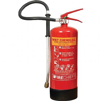 Wet Chemical Extinguisher (6kg)