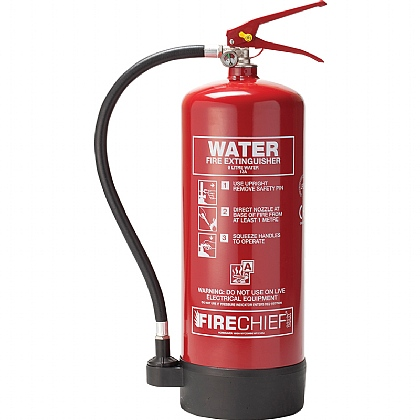 Fire Extinguisher Water (6 Litres)