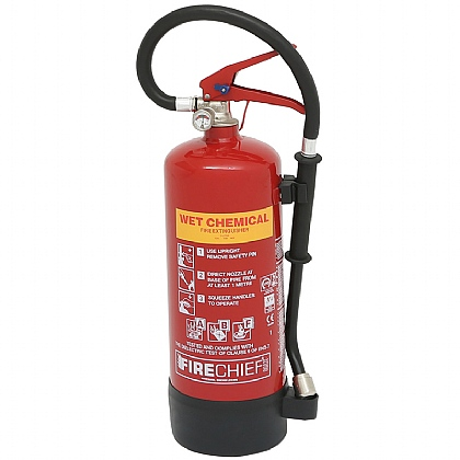 Wet Chemical Extinguisher (3kg)