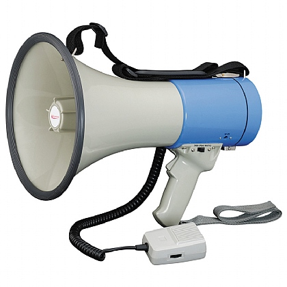 Megaphone with Separate Microphone, 25W