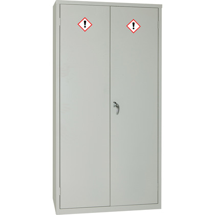 Grey COSHH Cabinet (Large)