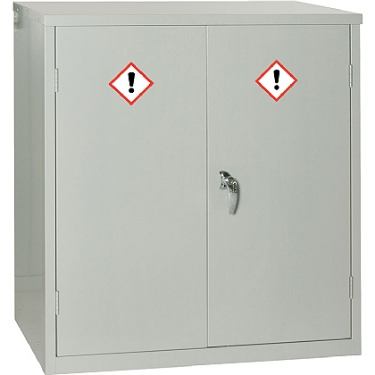 Grey COSHH Cabinet (Medium)