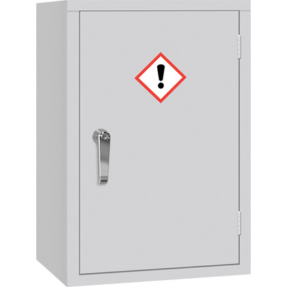 Grey COSHH Cabinet (Small)