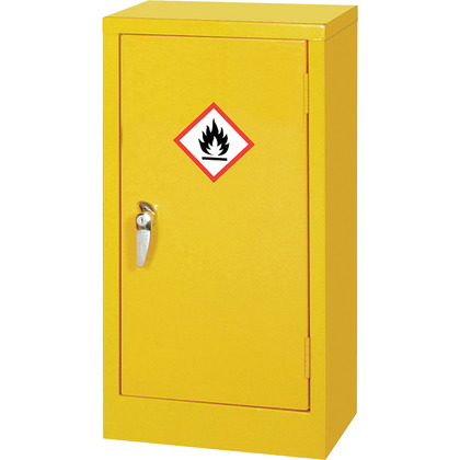 Yellow Cabinet (Small)